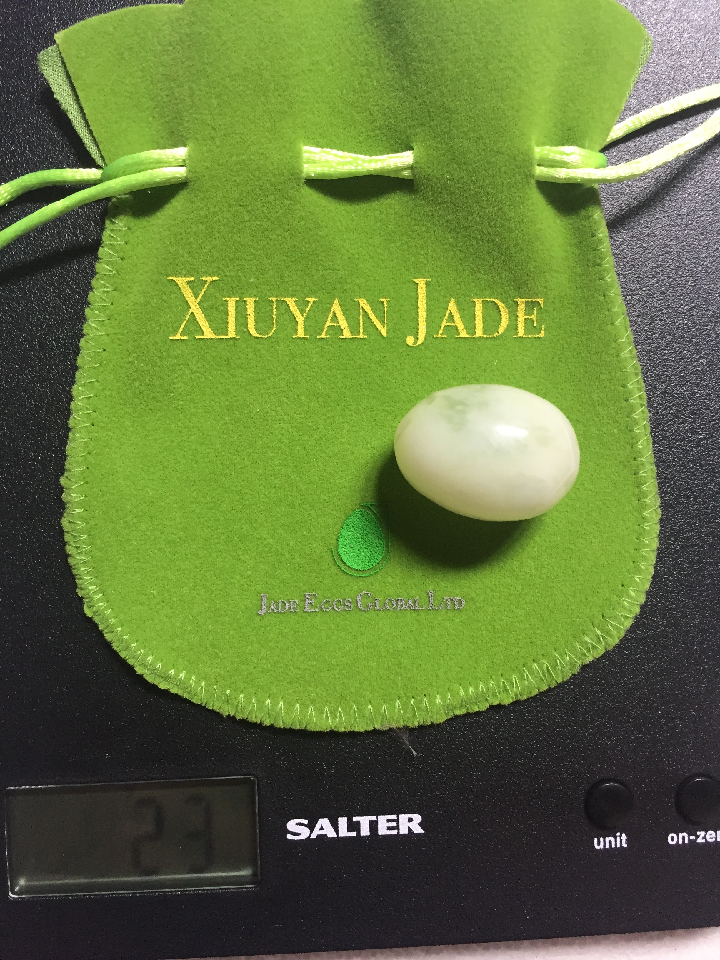 Small Xiuyan 23 grams